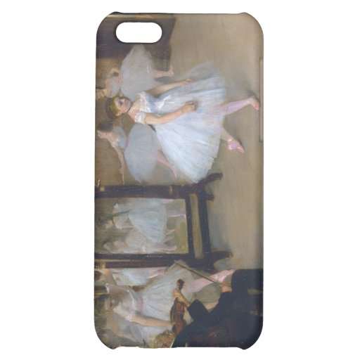 The Dancing Class - Edgar Degas iPhone 5C Cases