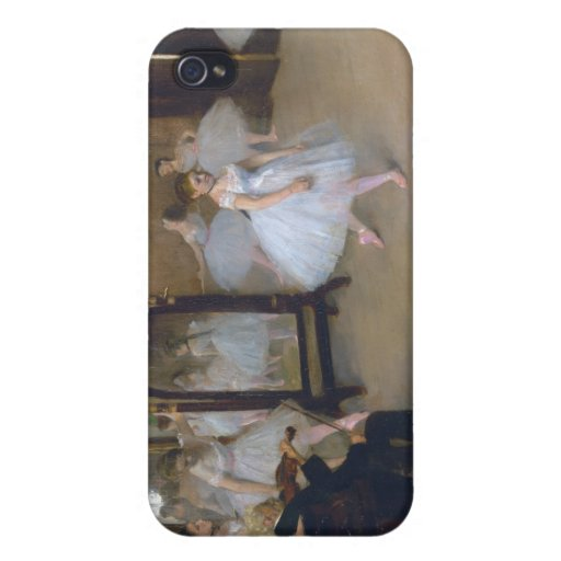 The Dancing Class - Edgar Degas iPhone 4/4S Cases