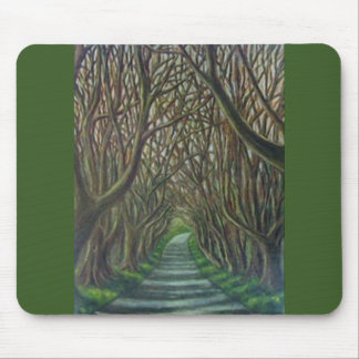 The Dark Hedges Mouse Pad