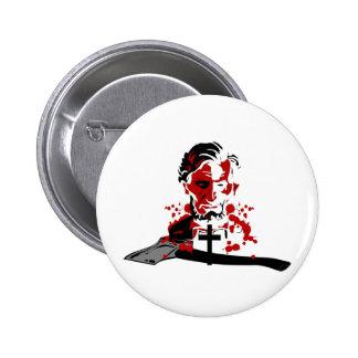The Dark Hero-Abraham Lincoln Pins