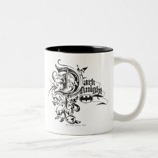 The Dark Knight Ornate Coffee Mugs