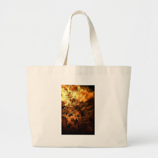 The Dark Prince and the Fairy Jumbo Tote Bag