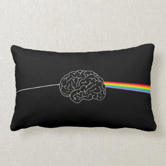 The Dark Side Of The Moon Throw Pillows