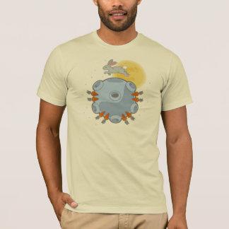The Dark Side of the Moon light shirt