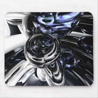 The Darkside Abstract Mousepad