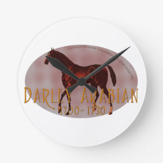 The Darley Arabian Clock