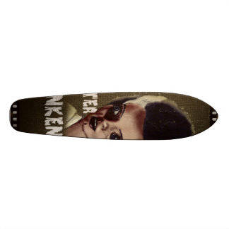 The Daughter of Frankenstein Skateboards