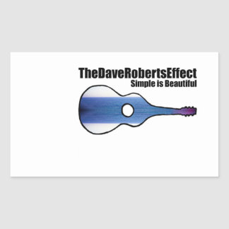 The Dave Roberts Effect EP Sticker