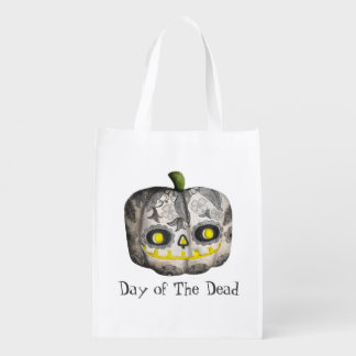 The Day of The Dead Pumpkin Sugar Skull