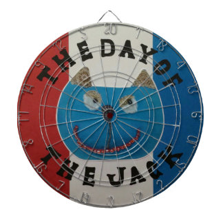 The day of the jack dartboard