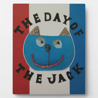 The day of the jack plaque