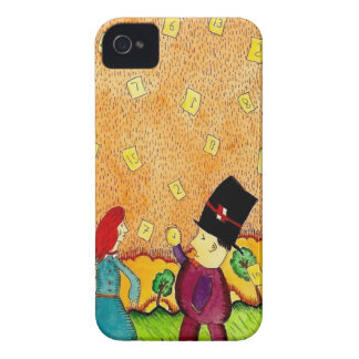 """""""The Day of the Month"""" (AAPL i4) iPhone 4 Case"""