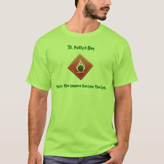 The Day The Gingers Reclaim The Earth T-Shirt