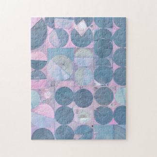 The Days of Pink & Gray Puzzle