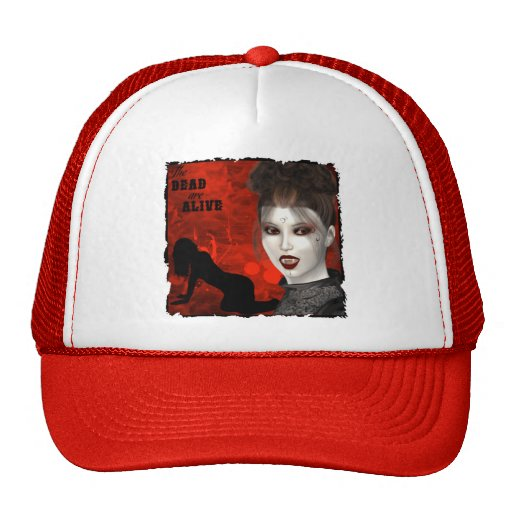 The Dead Are Alive - Hat