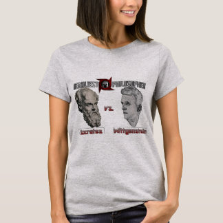 The Deadliest Philosopher Parody Women's Tee