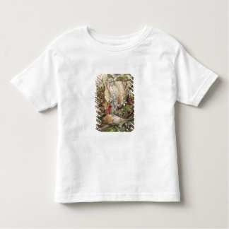 The Death of Cock Robin (w/c on paper) Toddler T-Shirt