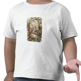 The Death of Cock Robin (w/c on paper) Tshirts