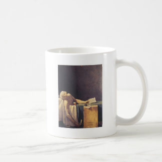 The Death of Marat Coffee Mug