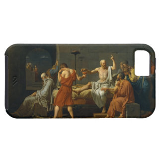 The Death of Socrates by Jacques-Louis David 1787 Tough iPhone 5 Case