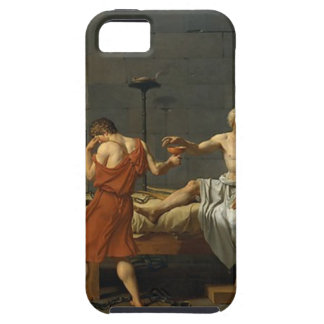 The Death of Socrates iPhone 5 Covers