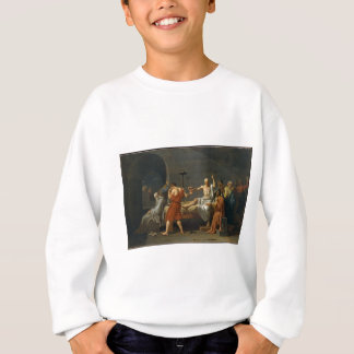 The Death of Socrates Sweatshirt