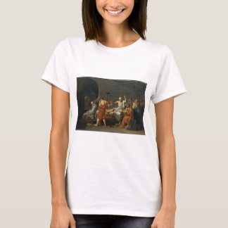 The Death of Socrates T-Shirt