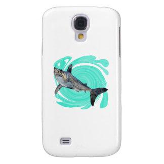 The Deep Blue Samsung Galaxy S4 Covers