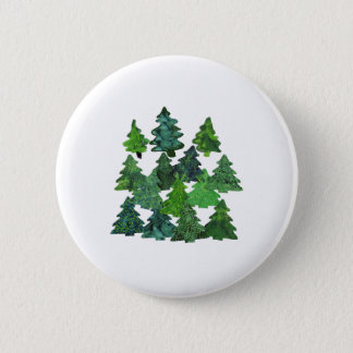 THE DEEP FOREST 6 CM ROUND BADGE