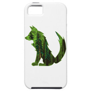 THE DEEP FOREST iPhone 5 CASE