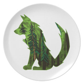 THE DEEP FOREST PLATE