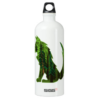 THE DEEP FOREST SIGG TRAVELLER 1.0L WATER BOTTLE