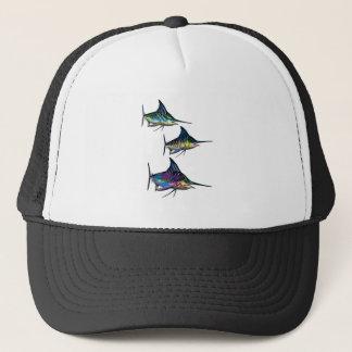 THE DEEP SCHOOL TRUCKER HAT