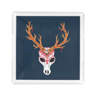 The Deer Head Skull