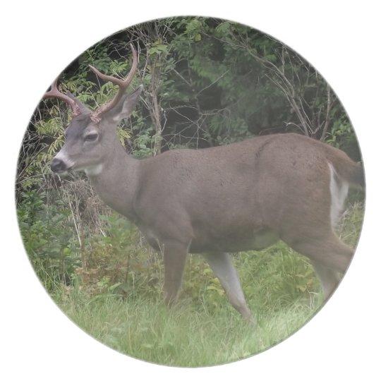 The Deer Plate