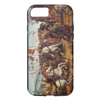 The Defeat of Athens by Minos, King of Crete, from iPhone 7 Case