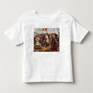 The Defeat of Athens by Minos, King of Crete, from T-shirts