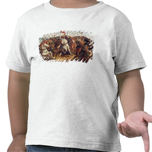 The Defeat of Athens by Minos, King of Crete, from Tshirts