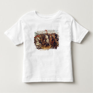 The Defeat of Athens by Minos, King of Crete, from Tees