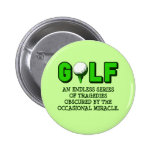 THE DEFINITION OF GOLF BADGE