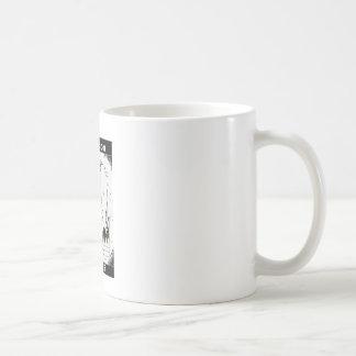 The Demon of the IRS coffee mug