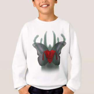 The Demon Queen and the Locksmith Sweatshirt