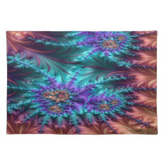 The Demoralized Stain Fractal Design Placemat