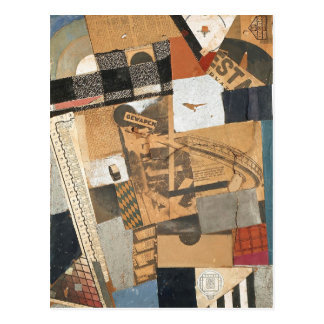The denaturalized material. Destruction 2. by Theo Postcard