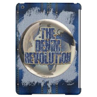 The Denim Revolution Case For iPad Air