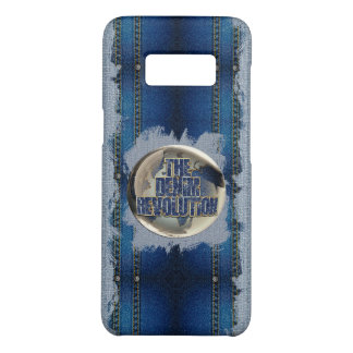 The Denim Revolution Case-Mate Samsung Galaxy S8 Case