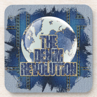 The Denim Revolution Coasters