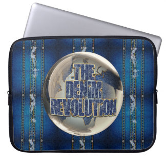 The Denim Revolution Laptop Sleeve