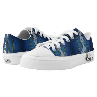 The Denim Revolution Low Tops
