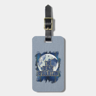 The Denim Revolution Luggage Tag